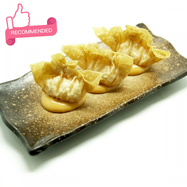Deep-fried Prawn Dumpling (24 pcs)