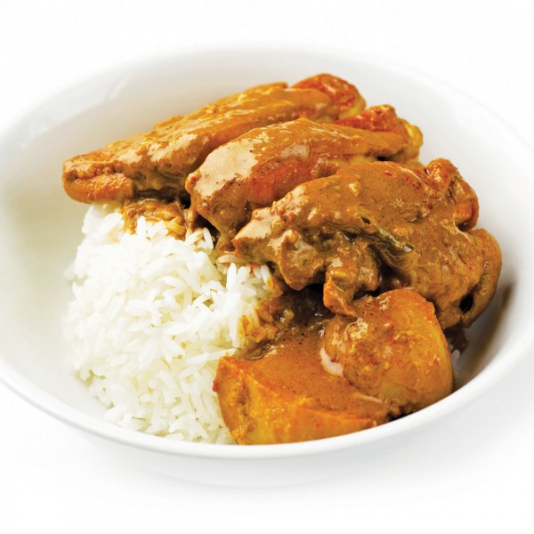 Delicious Curry Chicken With Potato