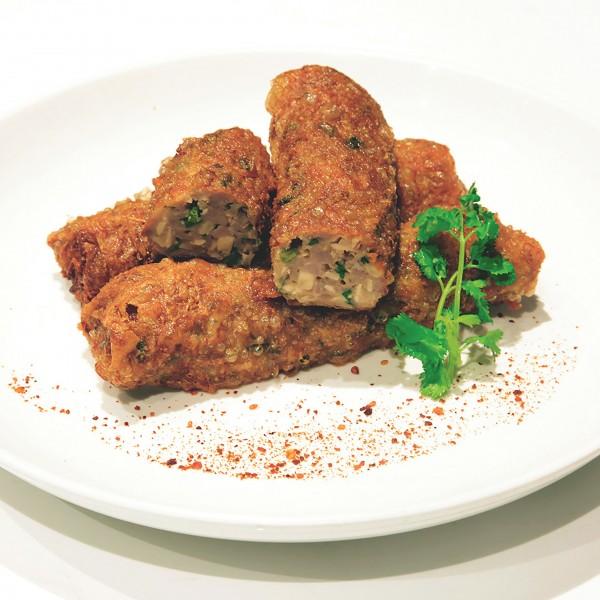 Crispy Fried Meat Roll (3 Pcs)
