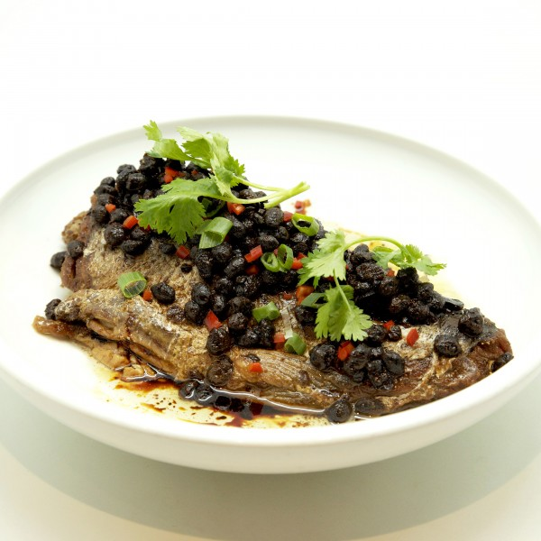 Milk Fish with Salted Black Bean - APRIL SALE