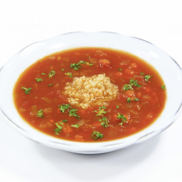 Minestrone And Quinoa Soup