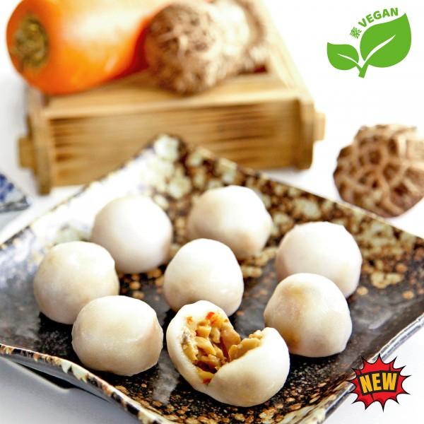 Luohan Vegetarian Dumpling (24 Pcs)