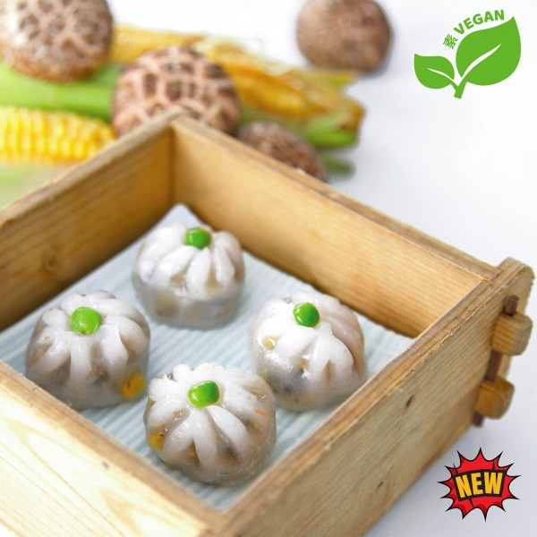 Olive Vegetable Dumpling (24 Pcs)