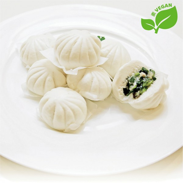 Vegetarian Bun (24 Pcs)